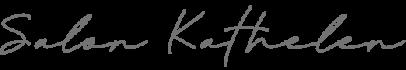 Salon Kathelen Brautmode Logo